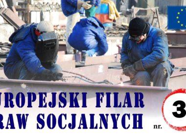 obraz dla wpisu: Krótki przewodnik po Europejskim filarze praw socjalnych, punkt 3: równość szans