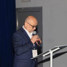 Bogdan Szozda Przewodniczący Rady Krajowego Sekretariatu Metalowców