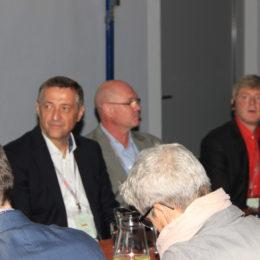 Emil Machyna Przewodniczący OZ KOVO Słowacja