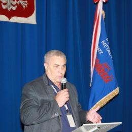 Jerzy Smoła Delegat i przedstawiciel Zarządu Regionu Małopolska
