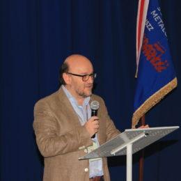 Luis Colunga Zastępca Sekretarza Generalnego industriAll Europa