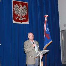 Zbigniew Majchrzak Przewodniczący Krajowego Sekretariatu Budownictwa i Przemysłu Drzewnego