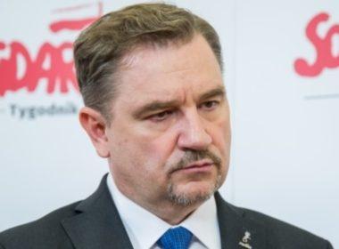 """obraz dla wpisu: Piotr Duda """"S"""" po decyzji Prezydenta: Nie czas na podziały. Chodźmy razem. """"S"""" zaprasza!"""