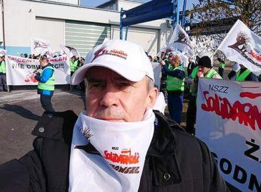 obraz dla wpisu: Pracownicy polskiego Airbusa szykują się do strajku