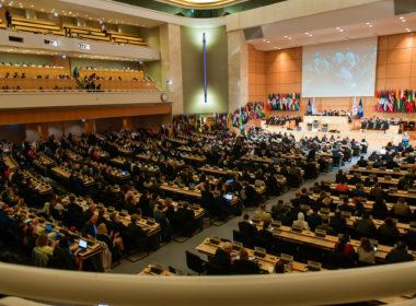 obraz dla wpisu: Rozpoczęła się Międzynarodowa Konferencja Pracy