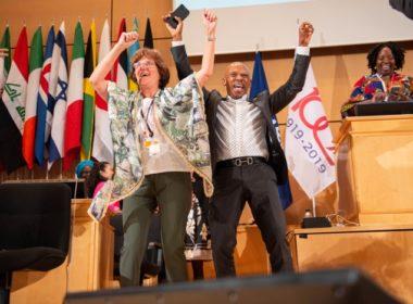 obraz dla wpisu: Nowe międzynarodowe standardy pracy dotyczące eliminacji przemocy i nękania w świecie pracy zostały przyjęte!