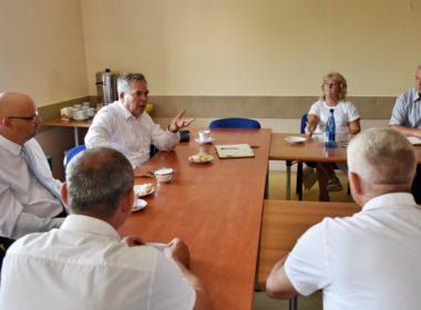 obraz dla wpisu: ISD HUTA CZĘSTOCHOWA: Spotkanie z inwestorem