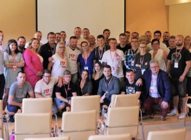"""obraz dla wpisu: II Forum Młodych NSZZ """"Solidarność"""" – Chcemy zmian!"""