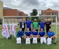 obraz dla wpisu: Międzynarodowy Turniej piłki nożnej VW
