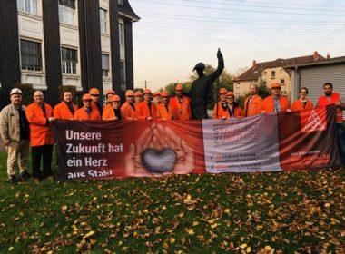 obraz dla wpisu: Nie ma przyszłości bez stali: industriAll Europa wzywa do pilnych działań wspierających europejską stal!