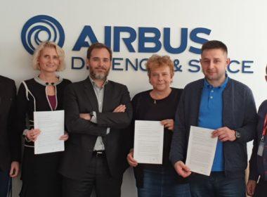 obraz dla wpisu: Koniec sporu zbiorowego w AIRBUS