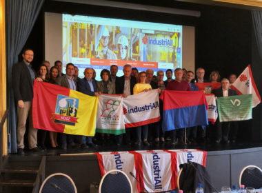 obraz dla wpisu: Region Wschodni industriALL Europa