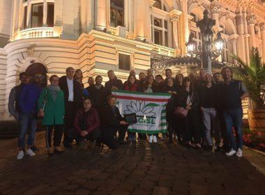 obraz dla wpisu: Wizyta młodych związkowców z Włoch