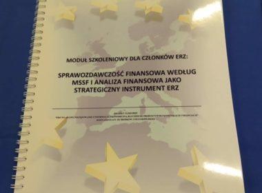 obraz dla wpisu: Szkolenie dla członków ERZ