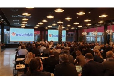obraz dla wpisu: Relacja z obrad Komitetu Wykonawczego industriAll Europe w Helsinkach