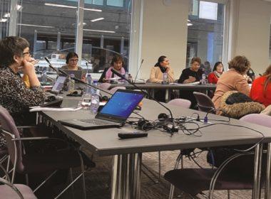 obraz dla wpisu: Komitet Kobiet EKZZ