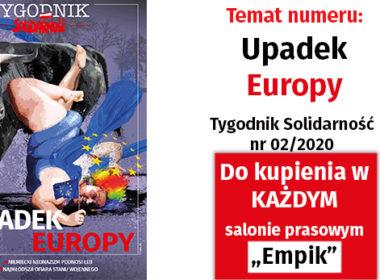 obraz dla wpisu: zajawka Tygodnika Solidarność 2/2020
