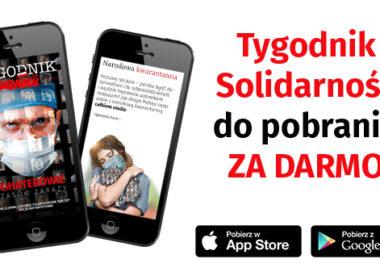 obraz dla wpisu: Zajawka Tygodnika Solidarność nr 13