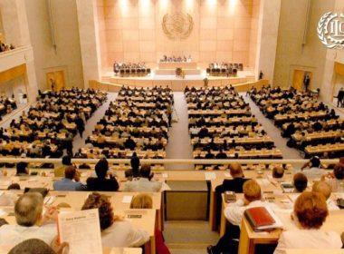obraz dla wpisu: Światowy szczyt MOP w sprawie COVID-19 i świata pracy – budowanie lepszej przyszłości pracy