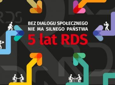 """obraz dla wpisu: """"TS"""": Bez dialogu społecznego nie ma silnego państwa. 5 lat Rady Dialogu Społecznego"""
