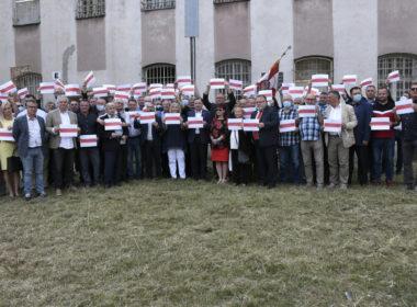 obraz dla wpisu: Komisja Krajowa solidarna z Białorusinami