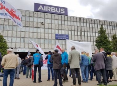 """obraz dla wpisu: Nowy prezes Airbus Poland. Przedstawiciele """"S"""" już od dawna wskazywali na potrzebę zmian!"""