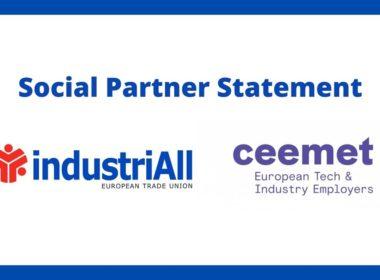 obraz dla wpisu: Inwestowanie w szybkie ożywienie gospodarcze – inwestowanie w przyszłość europejskiej bazy przemysłowej