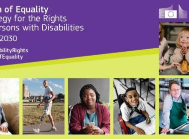 """obraz dla wpisu: Unijna """"Strategia na rzecz praw osób niepełnosprawnych 2021-2030"""" z silnym naciskiem na szkolenia i zatrudnienie"""