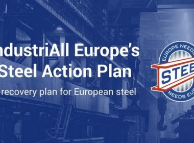 obraz dla wpisu: European Steel: Związki zawodowe potępiają ciągły brak strategii przemysłowej i nieodpowiedzialne działanie przedsiębiorstw