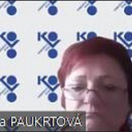 Alena Paukrtova