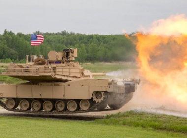 obraz dla wpisu: Abramsy zagrożeniem dla polskiej zbrojeniówki?
