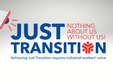 obraz dla wpisu: Komitet Wykonawczy IndustriAll Europe uzgodnił przeprowadzenie europejskiej kampanii na rzecz sprawiedliwych przemian dla pracowników przemysłu